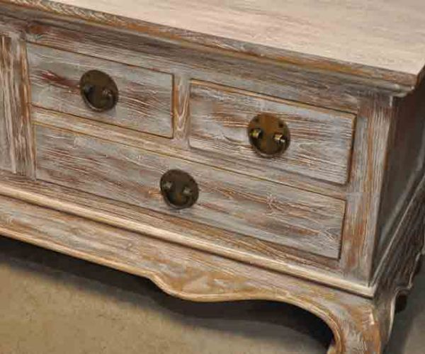 Sideboard Macao Opium White Wash